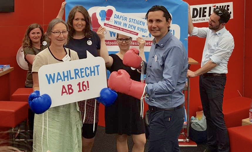 Wahlrecht ab 16