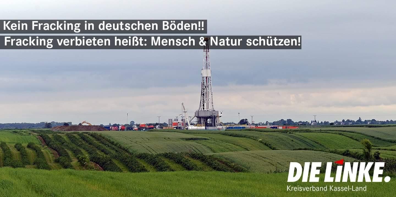 Fracking – Brennendes Leitungswasser, verseuchte Böden und Gewässer