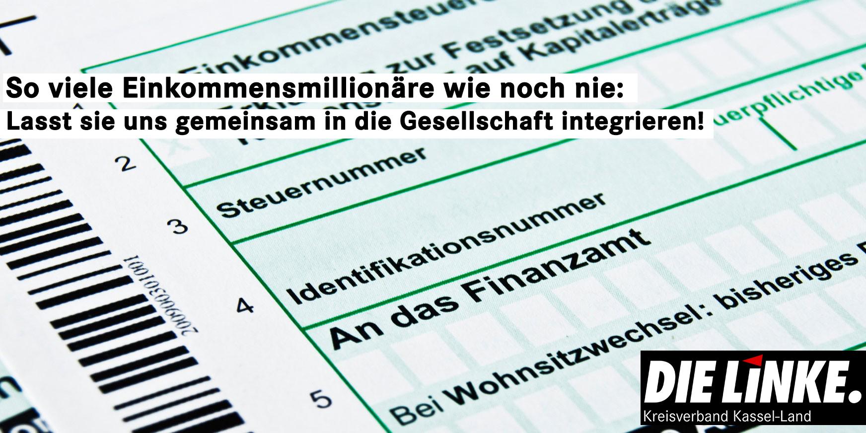 Gerechtere Steuern und deren Verteilung in Hessen